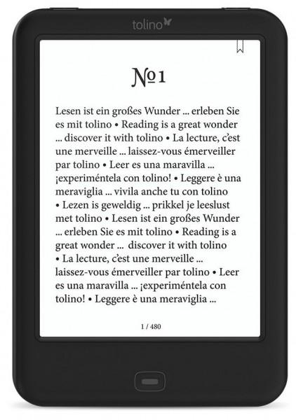 TOLINO E-Book-Reader Shine 2HD