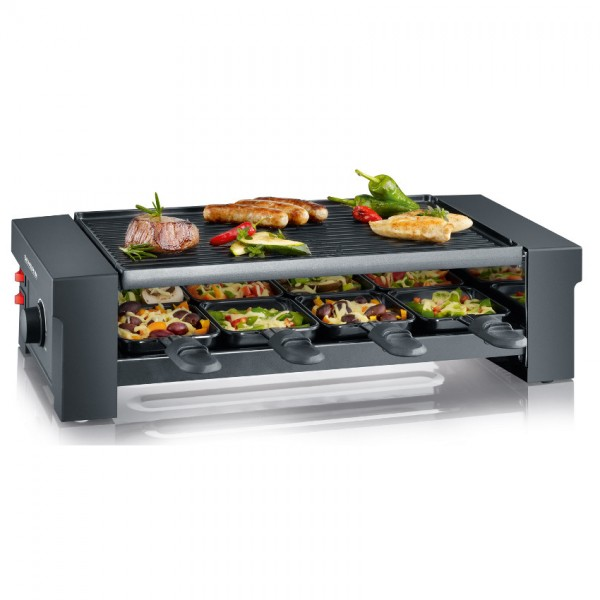 SEVERIN Pizza-Raclette-Grill