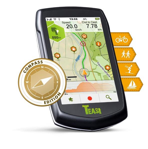 TEASI ONE extend - Outdoor - Navigationsgerät