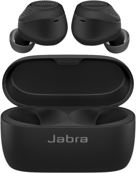 JABRA Elite Active 75t – Wasserdichte True-Wireless-Sportkopfhörer